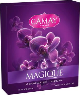 Подарочный набор Camay Magique 3 предмета
