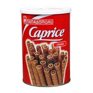 Вафельные трубочки Papadopoulos Caprice Classic