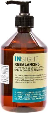 Шампунь Insight Professional Rebalancing против жирной кожи головы