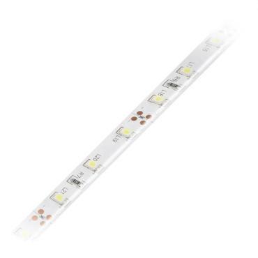 Гибкая светодиодная лента на самоклеящейся основе катушка 5 м. в герметичной упаковке, теплый белый свет 3000K, ULS-Q323 2835-60LED/m-8mm-IP65-DC12V-4,8W/m-5M-3000K, Volpe, 140 гр.