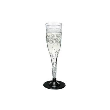 Фужер Papstar Для шампанского пластиковый 100мл. 20шт.