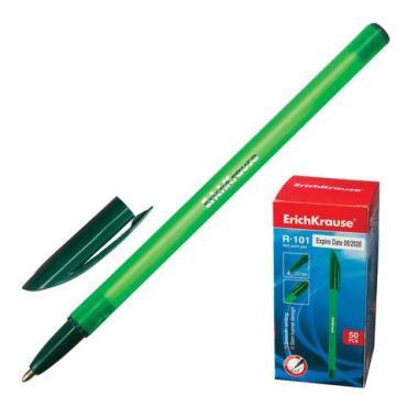 Ручка шариковая Erich Krause R-101 1 мм, линия 0,5 мм