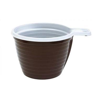 Чашка кофейная белая 140 мл., УпакСервис, картонная коробка