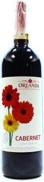 Вино Oreanda Cabernet столовое красное сухое 13%