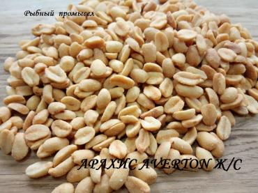 Арахис со вкусом сыра и чеснока Эвертон, Картонная коробка