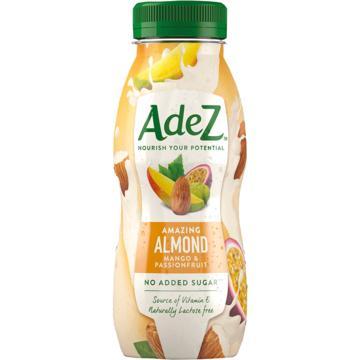 Напиток Adez геркулес, клубника, банан
