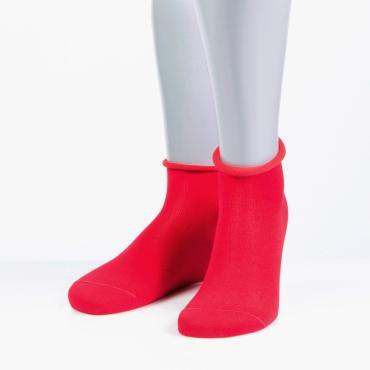 Носки женские Grinston 15D22 красный 24