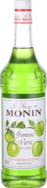 Сироп Monin Зеленое яблоко, 1 л., стекло