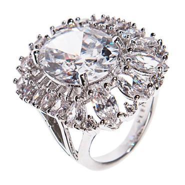 Кольцо р.17 Diamond