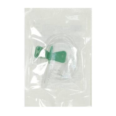 Игла бабочка G 21, Medical, пластиковая упаковка