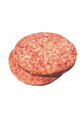 Котлеты для гамбургера Свино-Говяжьи со специями 100мм