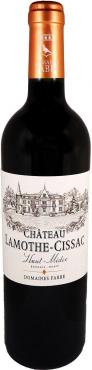 Вино Шато Ламот-Сиссак Крю Буржуа О-Медок, Франция