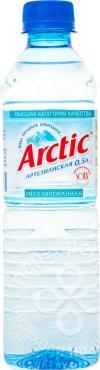 Вода питьевая негазированная Arctic