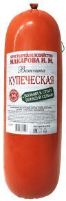 Ветчина Купеческая, вес кат. Б, КХ Макарова И.М., оболочка