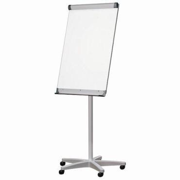 Доска-флипчарт магнитно-маркерная 70x100 см., передвижная, 2х3 Office