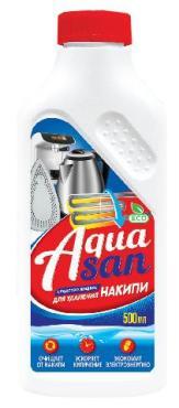 Средство жидкое Aquasun Для удаления накипи