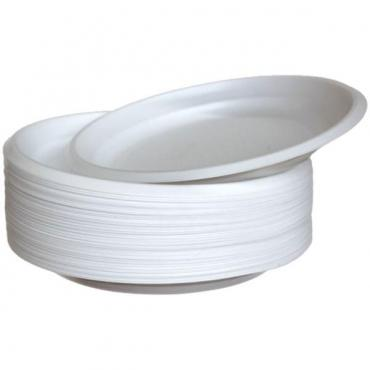 Тарелка десертная 165 мм., 100 шт.