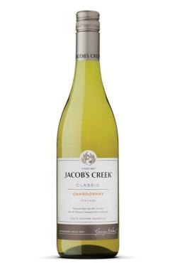 Вино белое полусухое Jacob's Creek Chardonnay Classic 11,5 %, Австралия, 750 мл., стекло
