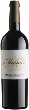 Вино красное сухое Minini, Montepulciano d'Abruzzo DOC 12,5 %, Италия, 750 мл., стекло