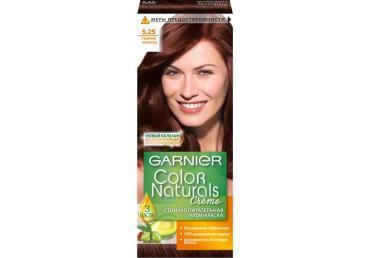 Крем-краска для волос 5.12 Ледяной светлый шатен, Garnier Color Naturals, 110 мл., картонная коробка