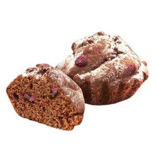 Печенье сдобное кексики с изюмом Дымка