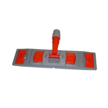 Флаундер 40х11 см., пластик, карман-крыло, красный