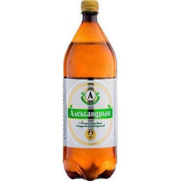 Пиво Александрыя светлое 5,5%