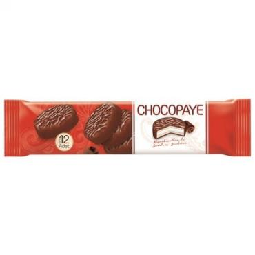 Печенье-сэндвич в шоколаде с машмэллоу Choco Pie 216 гр., флоу-пак