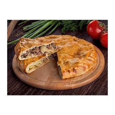 Пирог с мясом и картофелем Дагестанская лавка Дагестанский, 730 гр.