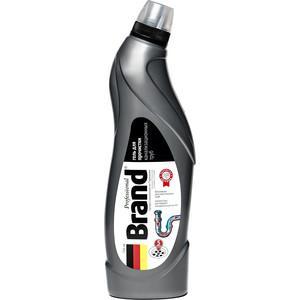 Гель для чистки канализационных труб Brand, 750 мл., пластиковая бутылка