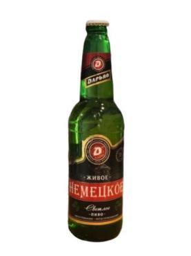 Пиво светлое Немецкое, Дарьял, 500 мл., стекло