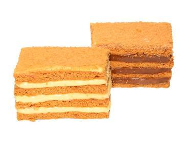 Печенье весовое  Медовик, ТверьКонфи, 2 кг., гофрокороб