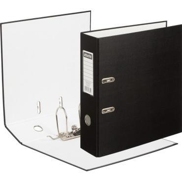 Папка регистратор с арочн.мех.Attache Selection Экономи 90 мм,черный