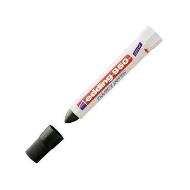 Маркер-паста для промышленной маркировки EDDING 950, ЧЕРНЫЙ, 10 мм, E-950/1