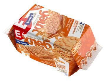Хлебцы Цельнозерновые, Елизавета, 90 гр., флоу-пак