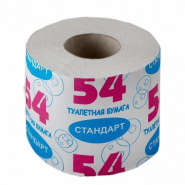 Туалетная бумага, стандарт, пакет