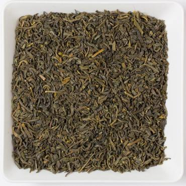 Чай зеленый ZellWell Чун Ми, 100 гр., пакет из триплекса
