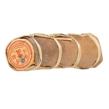 Чай пуэр прессованный ZellWell Шу Монеты счастья, 1 кг., бумажная упаковка