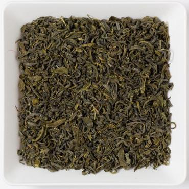 Чай зеленый моносорт высокогорный ZellWell, 100 гр., пакет из триплекса
