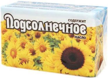 Мыло туалетное классическое, подсолнечное масло НМЖК , 190 гр., пластиковая упаковка
