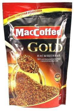 Кофе растворимый MacCoffee Gold, 170 гр., дой-пак