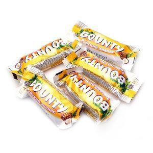 Конфеты Bounty Райский ананас, 1 кг., пластиковый пакет