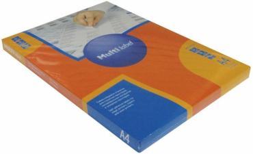 Этикетка самоклеящаяся 48,3*16,9 мм., белая, А4, 50 листов, MultiLabel, картонная коробка
