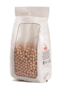 Нут продовольственный RICOS 350 гр., пластиковый пакет