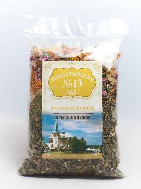 Чай №13 Бронхолёгочный, Монастырский, 100 гр., пакет