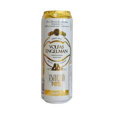 Пиво Volfas Engelman Balta Pinta 5%