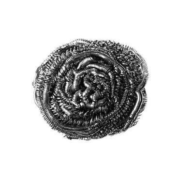 Губка из стали для посуды Spiral