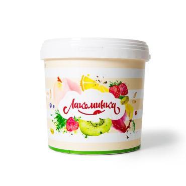 Йогурт с киви 2.8%, Лакоминка, 3 кг, ПЭТ