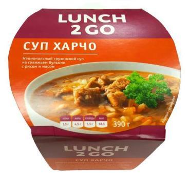 Суп харчо, Славянская трапеза, 390 гр., пластиковая упаковка