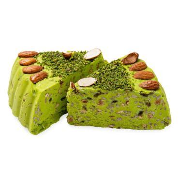 Халва торт Горные Фисташки , Сладкая Симфония, 2.25 кг, картон